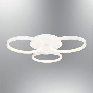 Plafoniera LED cu 3 inele